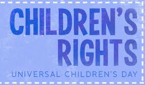 Universal Children's Day – Capacity Building for ...